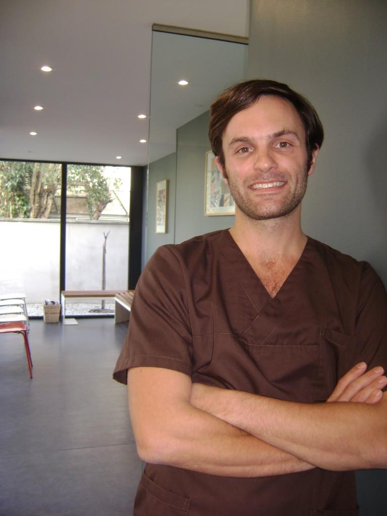 dr Grégoire Mayaud